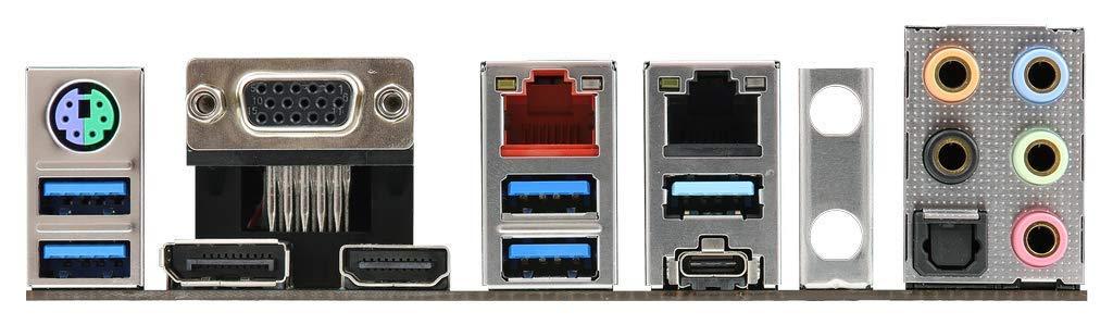 ASRock Z390 PRO4 LGA1151/ Intel Z390/ DDR4/ Quad CrossFireX/ SATA3&USB3 1/  M 2/ A&GbE/ ATX Motherboard