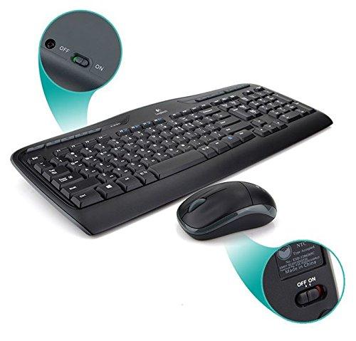 Logitech Wireless Combo MK330 - 920-003983