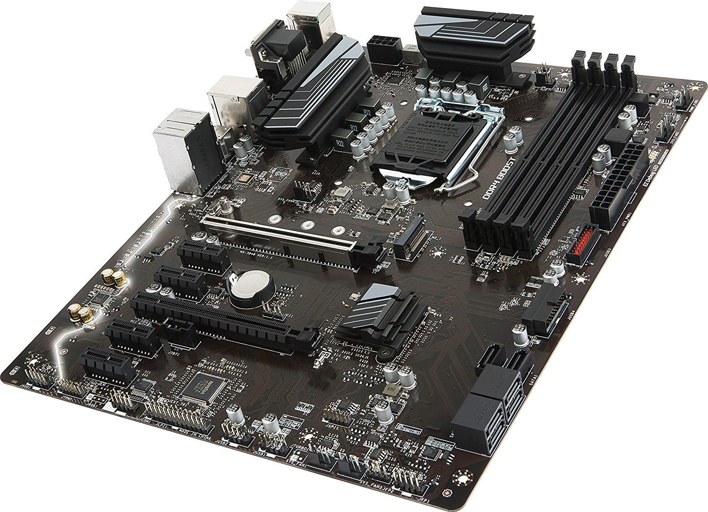 Msi Z370 A Pro Lga1151 Intel Ddr4 2 Way Crossfirex Electric Circuit Board Processor Tshirts