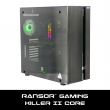 RANSOR Gaming Killer II Core - Super Edition: Intel Core i7-9700, NVIDIA GeForce RTX 2080 Super 8GB, 16 GB RGB RAM, 500 GB SSD, 4 TB HDD, 850W Gold PSU, Windows 10 Home - 1 Year Warranty - RNSR-PC-KII-Core-02S