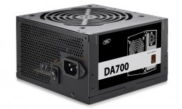 Deepcool DA700 700W Certified With 80 Plus Bronze Power Supply