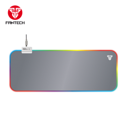 Fantech MPR800S Big Size Soft Cloth RGB Gaming Mouse Pad with 14 RGB Spectrum Mode-SPACE EDITION
