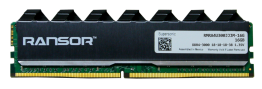 RANSOR Supersonic 16GB 3000MHz DDR4 RAM