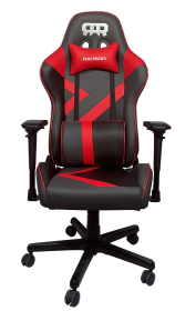 RANSOR Gaming Legend Chair – Red Thunder