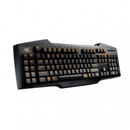 ASUS STRIX TACTIC PRO Gaming Keyboard with Cherry MX Brown Switches