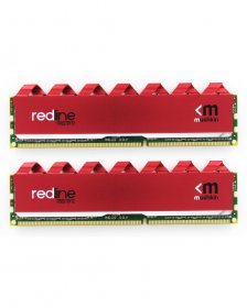 Mushkin 16GB (2x8GB) Redline DDR4 PC4-25600 3200MHz Desktop Memory Model MRA4U320LLLM8GX2