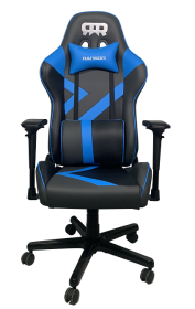 RANSOR Gaming Legend Chair – Blue Thunder