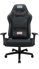 RANSOR Gaming Monster Chair - Black Edition