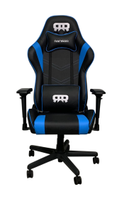 RANSOR Gaming Legend Chair – Blue Striker