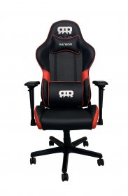 RANSOR Gaming Legend Chair – Red Flame