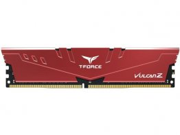 Team T-FORCE VULCAN Z 8GB 288-Pin DDR4 SDRAM DDR4 2666 (PC4 21300) Desktop Memory Model - TLZRD48G2666HC18H01