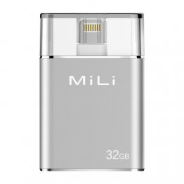 Mili iData Pro External Storage for Apple Lighting Devices - 32GB