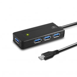 Vantec USB 3.1 4-PORT TRAVEL HUB