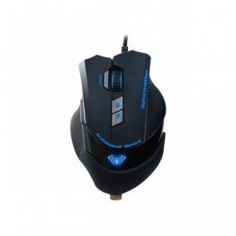 AULA Emperor Hate SI-983 Wired USB Optical Gaming Mouse w/ 400-2000DPI - Clearance Item: No Warranty, Refund or Exchange.
