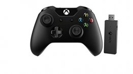 Microsoft Xbox One Wireless Controller + Adapter PC - NG6-00003
