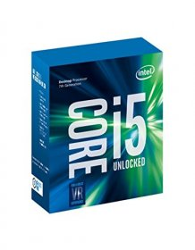 Intel Core i5-7600K Kaby Lake Processor 3.8GHz 8.0GT/s 6MB LGA 1151 CPU w/o Fan, Retail