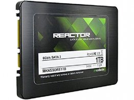 Mushkin Enchanced Reactor 1TB SATA III 7MM Internal Solid State Drive - MKNSSDRE1TB