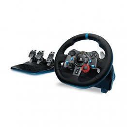 Logitech Driving Force G29 Racing Wheel - Black - 941-000113