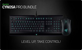 Razer Cynosa Pro Keyboard & Mouse Bundle