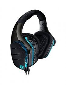 Logitech G633 Artemis Spectrum RGB 7.1 Surround Sound Gaming Headset - 981-000605