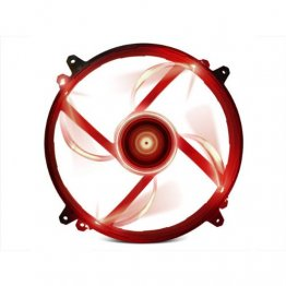 NZXT Airflow Series RF-FZ20S-R1 200mm Red LED Case Fan
