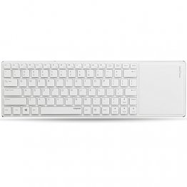 Rapoo E6700 Bluetooth Touch Keyboard - White