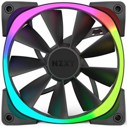 NZXT Aer RGB120 Triple Pack RF-AR120-T1 120mm Digitally Controlled RGB LED Fans for HUE+