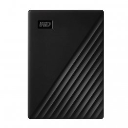 WD 1TB My Passport Portable Storage USB 3.2 Gen 1 - Black - WDBYVG0010BBK-WESN