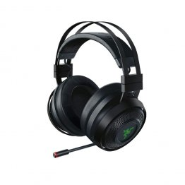 Razer Nari Ultimate 7.1 Chroma Virtual Surround Sound Wireless Black Gaming Headset - RZ04-02670100-R3M1