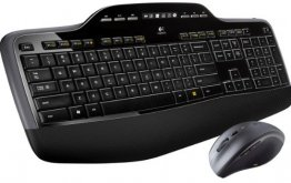 Logitech MK710 Wireless Desktop Mouse and Keyboard Combo