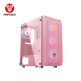 Fantech AERO CG80 Sakura Edition Middle Tower Case-FANTECH CG80 SAKURA