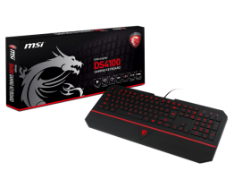 MSI Interceptor DS4100 GAMING Keyboard