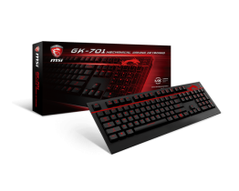 MSI GK-701 Mechanical GAMING Keyboard