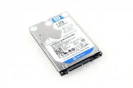 Western Digital1TB Blue SATA III 5400 RPM 8 MB Cache Notebook Hard Drive
