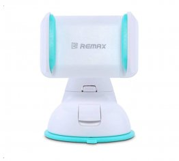 REMAX RM-C06 WHITE/BLUE Smart Car Mount Holder