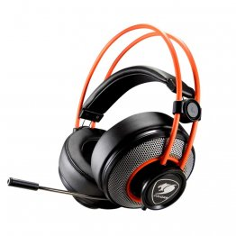Headset Immersa Stereo / Driver 40mm - CG-HS-IMMERSA-BLK
