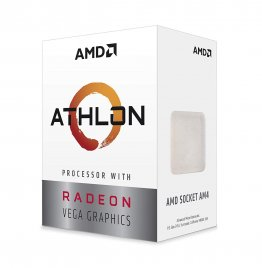 AMD Athlon 200GE Dual-Core 3.2GHz Socket AM4, Retail