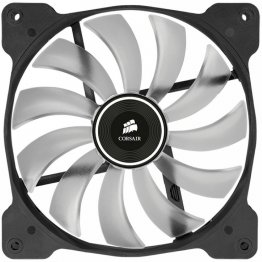 Corsair Air Series AF140 CO-9050017-WLED 140mm White LED Quiet Edition High Airflow Fan