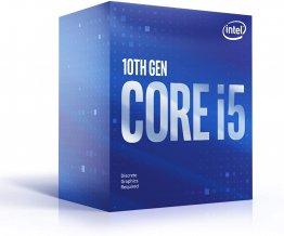 Intel Core i5-10400F Desktop Processor 6 Cores up to 4.3 GHz Without Processor Graphics LGA1200
