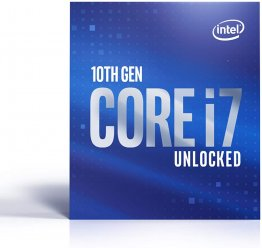 Intel Core i7-10700K Comet Lake 8-Core 3.8 GHz LGA 1200 125W BX8070110700K Desktop Processor Intel UHD Graphics 630
