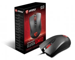 MSI Clutch GM10 USB PC Gaming Mouse