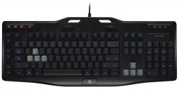 Logitech G105 Gaming Keyboard - 920-005058
