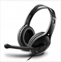 Edifier K800 Computer and Laptop Headset  With Microphone - Black