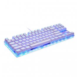 MOTOSPEED Wired Mechnical Keyboard RGB With RED Switch- MOTO K87S RED (6 Month Warranty)