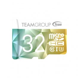 Team 32Gb micro SDHC UHS-I U3 Color II (TCIIUSDH32GU350)