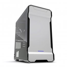 Phanteks Enthoo Evolv PH-ES314ETG_GS Galaxy Silver Aluminum Tempered Glass  Micro ATX Tower Computer Case