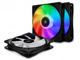 Deepcool CF 120 (3 in 1) RGB Fan