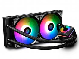 Deepcool Captain 240 PRO RGB AIO CPU Liquid Cooler