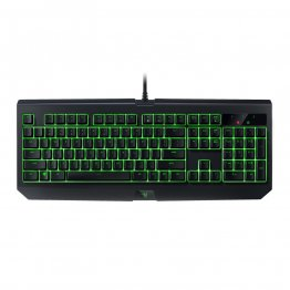 Razer Blackwidow Ultimate Green LED-Backlit Gaming Keyboard -  RZ03-01703000-R3M1