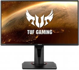 ASUS TUF GAMING VG259Q 25,HDMI DisplayPort Built-in Speakers Extreme Low Motion Blur Adaptive-sync IPS Gaming Monitor